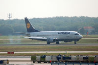 D-ABEN @ FRA - Just landed, thrust reversers deployed - by Micha Lueck