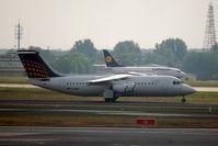 D-AEWA @ FRA - BAe146/AVRO Jumbolino at Franfurt - by Micha Lueck