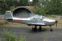 D-EOAO - Piaggio P149D - by Volker Hilpert