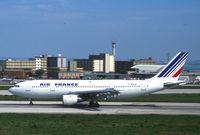 F-BVGO @ LIS - Air France Airbus 300