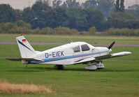 D-EIEK @ EDKB - in Hangelar/Germany - by Micha Lueck