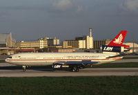 F-GDJK @ LIS - Lineas Aereas Mozambique DC10