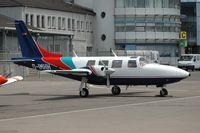 D-IMHH @ ZQW - Piper  Aerostar - by Volker Hilpert