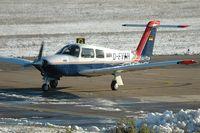 D-EVAH @ ZQW - Piper PA-28RT Arrow IV - by Volker Hilpert