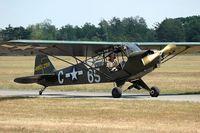HB-OER - Piper J-3C (L-4J) - by Volker Hilpert