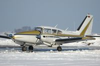D-IHFW - Piper PA-23-250D Aztec - by Volker Hilpert
