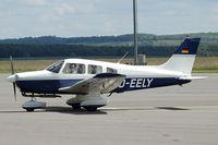 D-EELY @ SCN - Piper PA-28-161 - by Volker Hilpert