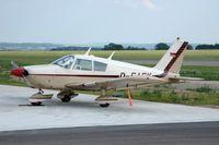 D-EAFK @ ZQW - Piper PA-28-180 - by Volker Hilpert