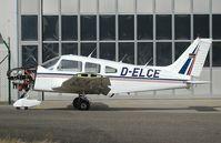 D-ELCE @ ZQW - Piper PA-28-181 - by Volker Hilpert