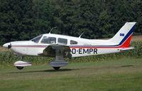 D-EMPR - Piper PA-28-181 - by Volker Hilpert
