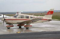 D-EVHS @ ZQW - Piper PA-28-181 - by Volker Hilpert
