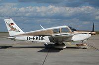 D-EKDE @ ZQW - Piper PA-28-235B - by Volker Hilpert