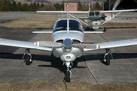 D-EERI @ ZQW - Piper PA-28R Turbo Arrow - by Volker Hilpert