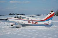 D-ELIN - Piper PA-28 - by Volker Hilpert
