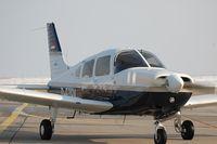 D-EZFV @ ZQW - Piper PA-28 - by Volker Hilpert