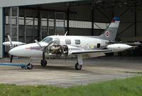 D-IHJK @ ZQW - Piper PA-31T Cheyenne - by Volker Hilpert