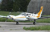 D-GETT @ ZQW - Piper PA-34-220T - by Volker Hilpert