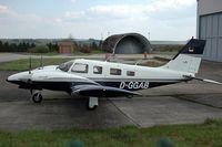 D-GGAB @ ZQW - Piper PA-34 Seneca - by Volker Hilpert