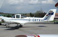 D-EBYV @ ZQW - Piper PA-38 Tomahawk - by Volker Hilpert