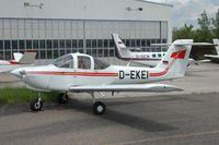 D-EKEI @ ZQW - Piper PA-38 Tomahawk - by Volker Hilpert