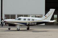 D-ESSS @ SCN - Piper PA-46-500TP Malibu - by Volker Hilpert