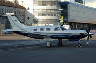 D-EALL @ SCN - Piper PA-46 Malibu - by Volker Hilpert