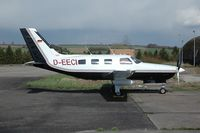 D-EECI @ ZQW - Piper PA-46 Malibu - by Volker Hilpert