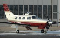 D-EXED @ ZQW - Piper PA-46 Malibu - by Volker Hilpert