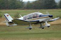 D-EEPE - Robin DR400-180R - by Volker Hilpert