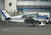 D-EDLO @ SCN - Robin DR400 - by Volker Hilpert