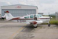 D-EHGH @ ZQW - Beech F33A Bonanza - by Volker Hilpert