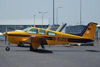 D-EIZE @ lux - Beech F33A Bonanza - by Volker Hilpert