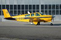 D-EIZQ @ ZQW - Beech F33A Bonanza - by Volker Hilpert