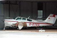 D-ETEG - Beech F33A Bonanza - by Volker Hilpert