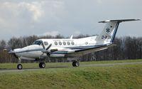 D-IKOB @ ZQW - Beech Super King Air B200 - by Volker Hilpert