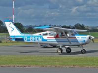 G-BHDM @ EGBO - Cessna F152 - by Robert Beaver