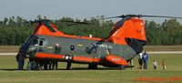 151912 @ W03 - Pedro, a quite well-known SAR helo from Cherry Point MCAS - by Paul Perry