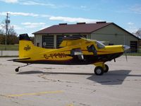 C-FFGN @ CYGD - FBA-2C1  Bush Hawk - by Mark Pasqualino