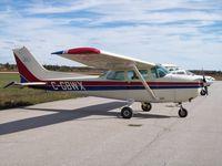 C-GBWX @ CYGD - Cessna 172 - by Mark Pasqualino