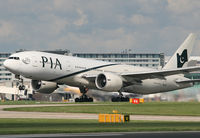 AP-BGK @ EGCC - PIA 777 take off 24R - by Kevin Murphy