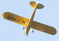 N23449 @ DAN - 1939 Piper J3C -65 in Danville Va. - by Richard T Davis
