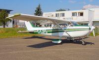D-EJPS @ EDTF - Cessna 172 Skyhawk - by J. Thoma