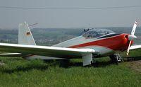D-KFWP - Schleicher ASK-16 - by Volker Hilpert