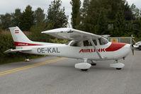 OE-KAL @ SZG - Airlink Cessna 172
