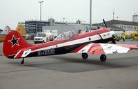 D-EYCG @ SCN - Yakovlev Yak-50 - by Volker Hilpert