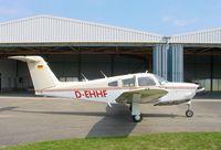 D-EHHF @ EDTF - Piper PA-28 Cherokee Arrow - by J. Thoma