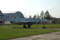 9349 @ KRK - Poland Air Force - by Artur Bado?