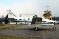 D-ITOP @ EDTF - Beechcraft King Air C90B - by J. Thoma