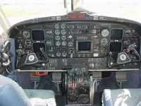 D-IWKA @ EDTF - Beechcraft King Air B200 - by J. Thoma
