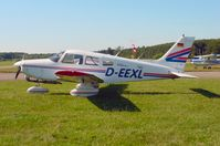 D-EEXL @ EDTF - Piper PA-28 Warrior II - by J. Thoma